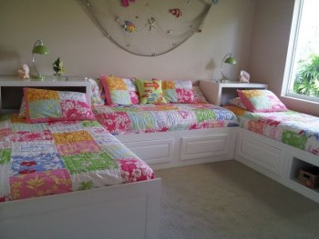 Cute girls bedroom ideas for small rooms 48