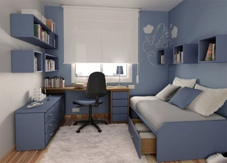 Cute girls bedroom ideas for small rooms 49