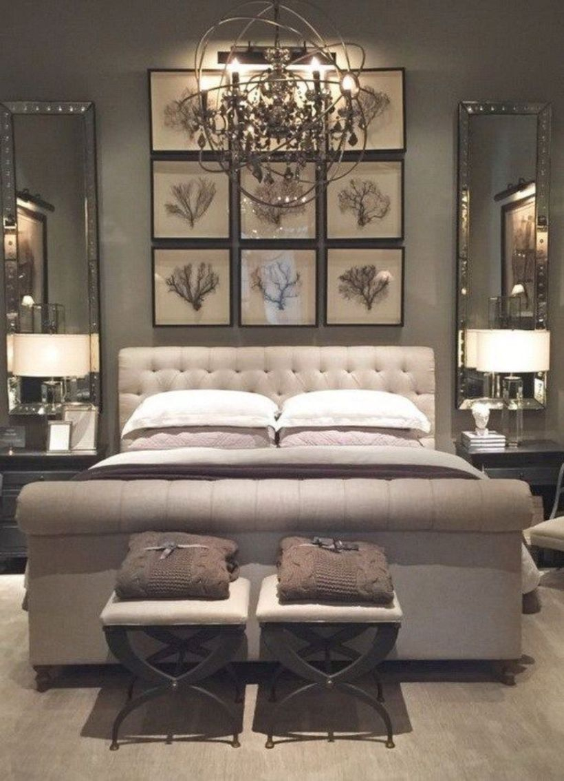 Extremely cozy master bedroom ideas 55