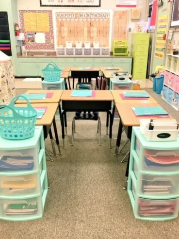 Gorgeous classroom design ideas for back to school 07