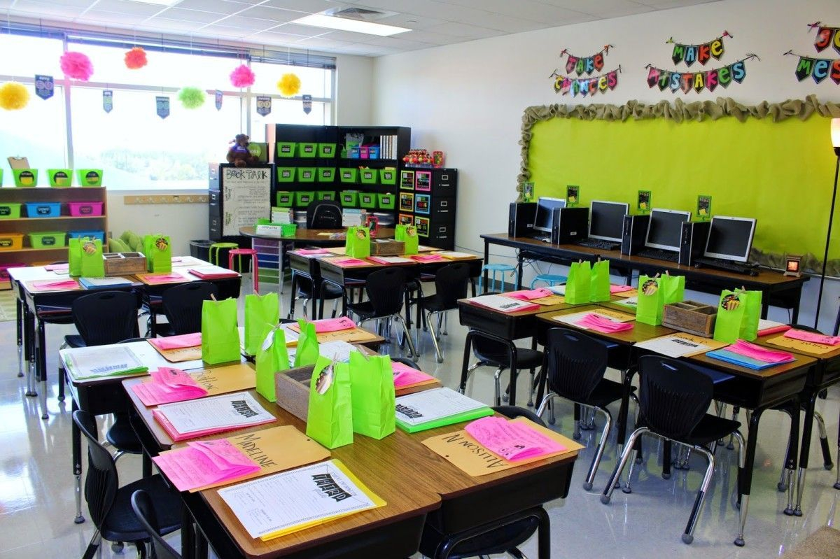 Gorgeous classroom design ideas for back to school 21