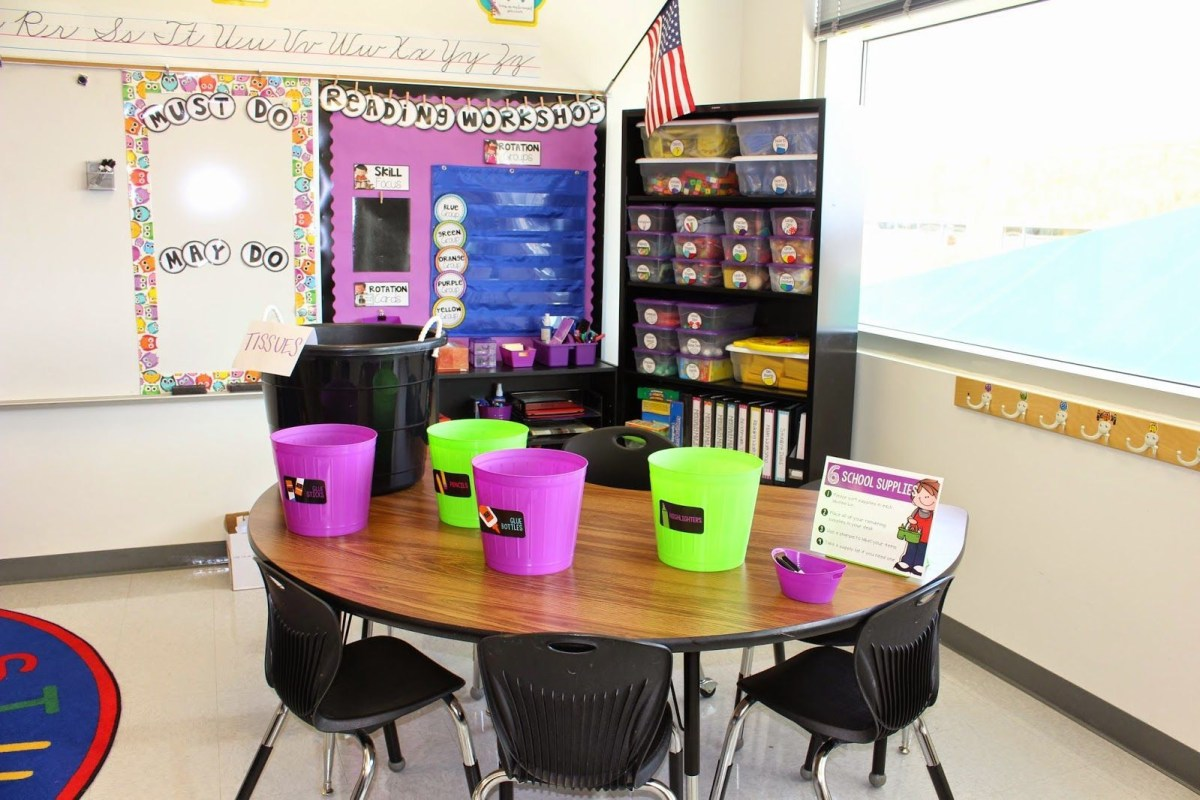 Gorgeous classroom design ideas for back to school 40