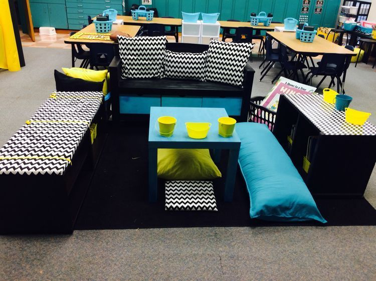 Gorgeous classroom design ideas for back to school 43