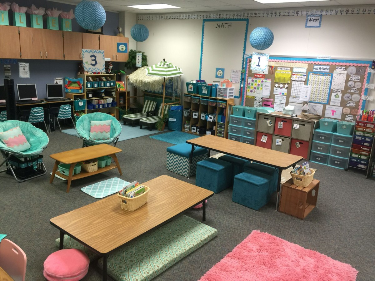 60 Gorgeous Classroom Design Ideas for Back to School
