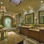 Luxury traditional bathroom design ideas for your classy room 02