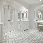 Luxury traditional bathroom design ideas for your classy room 17