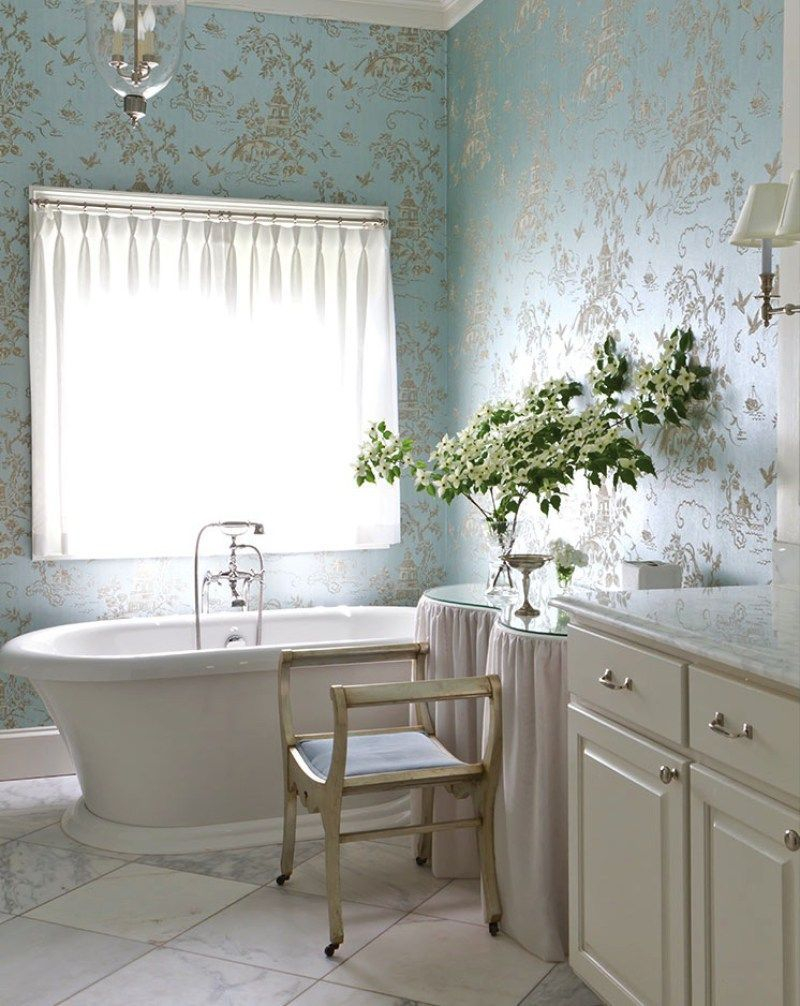 Luxury traditional bathroom design ideas for your classy room 22
