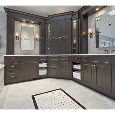 Luxury traditional bathroom design ideas for your classy room 28