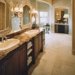 Luxury traditional bathroom design ideas for your classy room 31