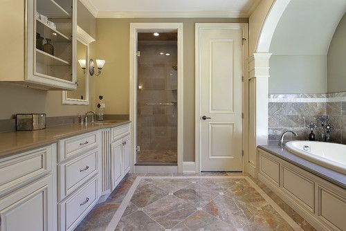 Luxury traditional bathroom design ideas for your classy room 33