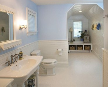 Luxury traditional bathroom design ideas for your classy room 34