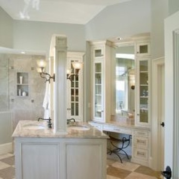 Luxury traditional bathroom design ideas for your classy room 44