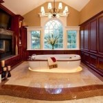 Luxury traditional bathroom design ideas for your classy room 52