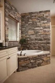 Rustic farmhouse bathroom ideas with shower 03