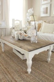 Rustic modern farmhouse living room decor ideas 113