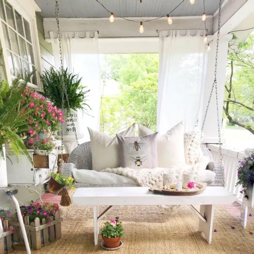 Summer porch decor ideas to inspire you this season 14