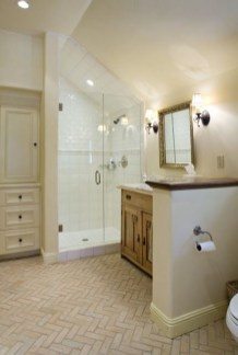 Unique attic bathroom design ideas for your private haven 10