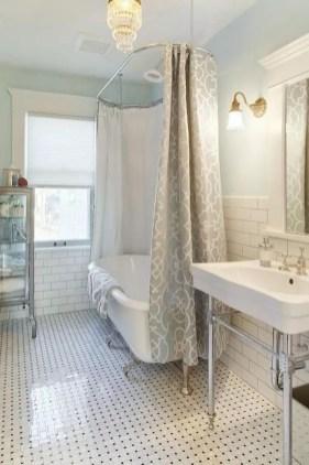 Unique attic bathroom design ideas for your private haven 24