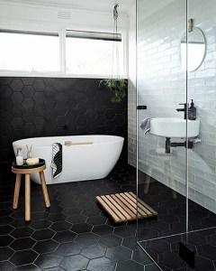 Unique attic bathroom design ideas for your private haven 36