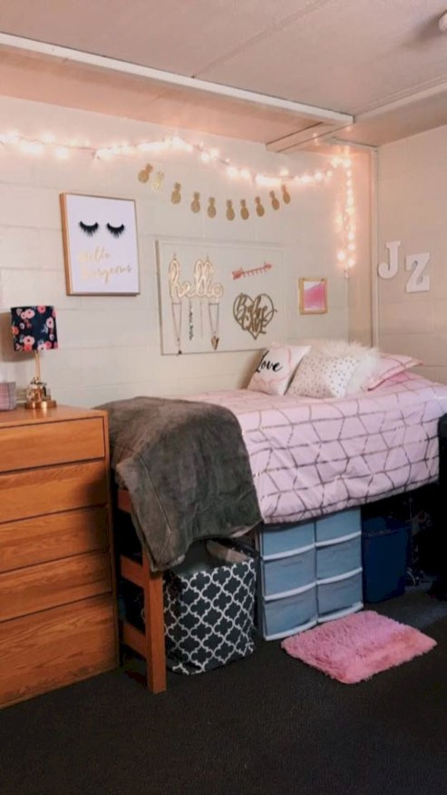 Unique dorm room ideas that you need to copy 17