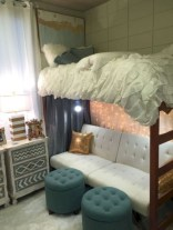 Unique dorm room ideas that you need to copy 20