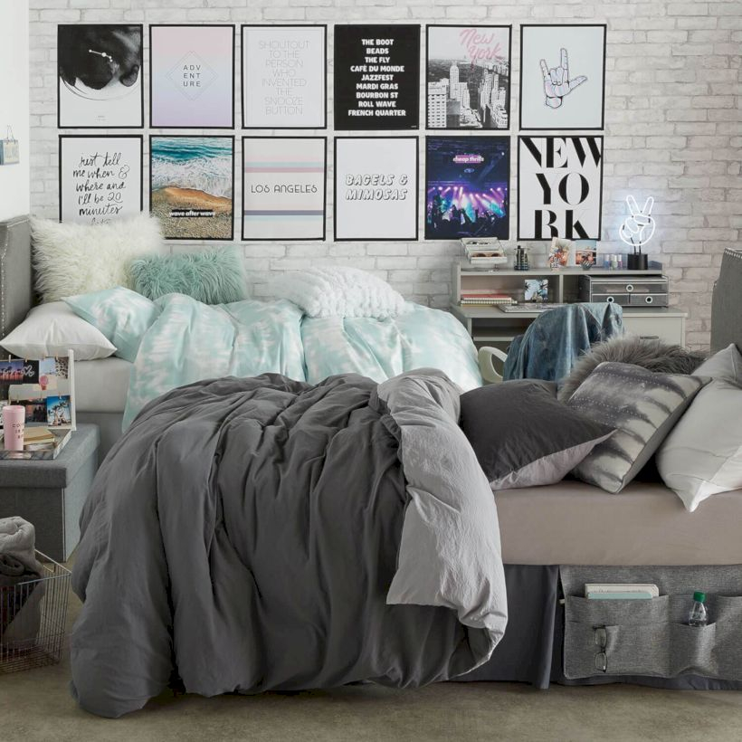 Unique dorm room ideas that you need to copy 26