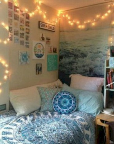 Unique dorm room ideas that you need to copy 35
