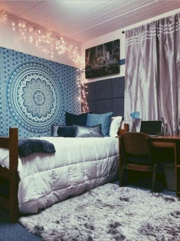 Unique dorm room ideas that you need to copy 42