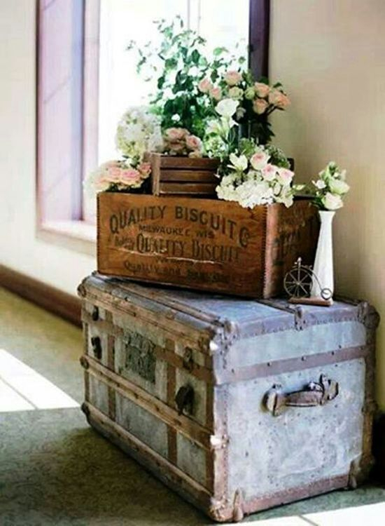 Vintage decor ideas for your home design 09