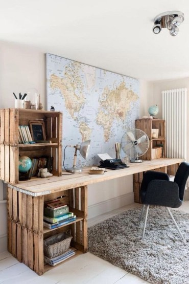 Vintage decor ideas for your home design 45