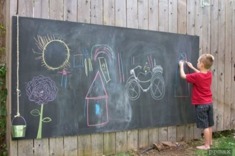 Best creativity backyard projects to surprise your kids 08