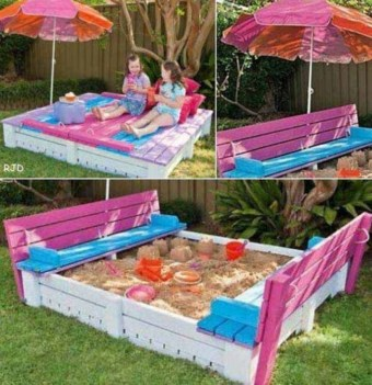 Best creativity backyard projects to surprise your kids 16