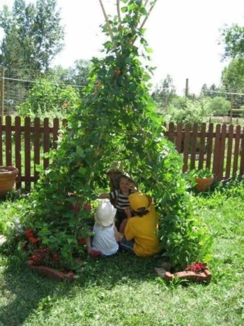 Best creativity backyard projects to surprise your kids 19