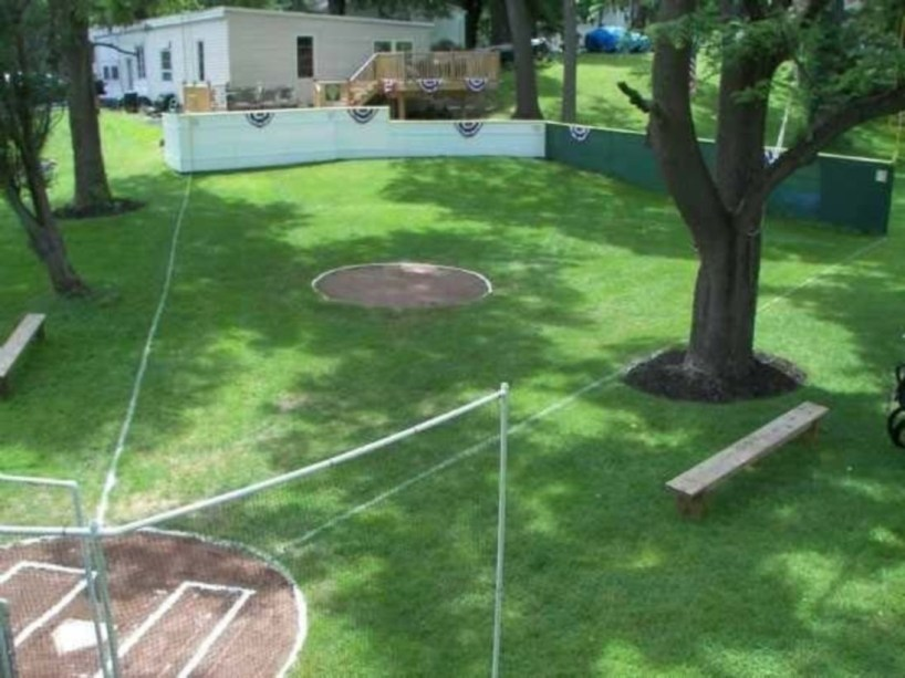 Best creativity backyard projects to surprise your kids 39