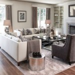 Adorable and cozy neutral living room design ideas 21
