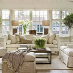 Adorable and cozy neutral living room design ideas 36