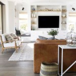 Adorable and cozy neutral living room design ideas 39