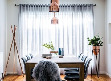 Adorable contemporary window blinds to inspire you 21