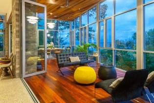 Bay window ideas that blend well with modern interior design 43
