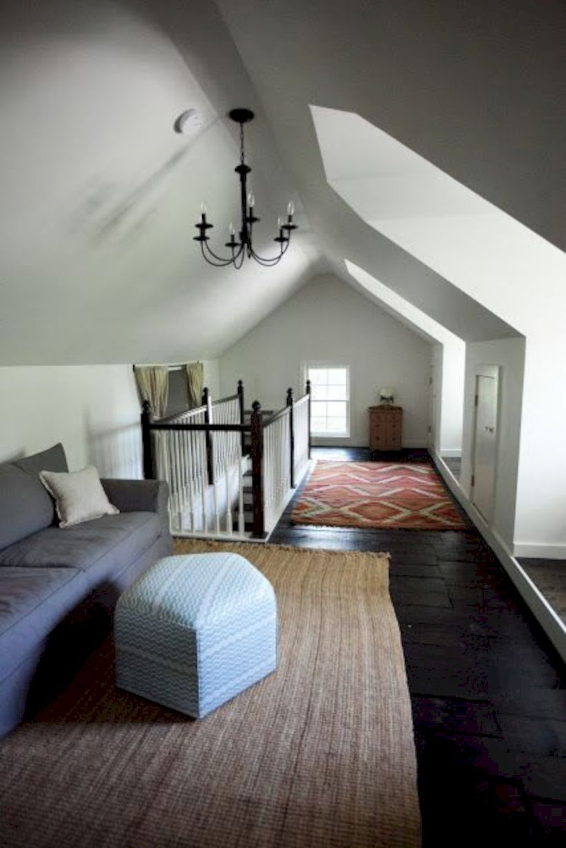 Best attic makeover ideas to inspire you 20