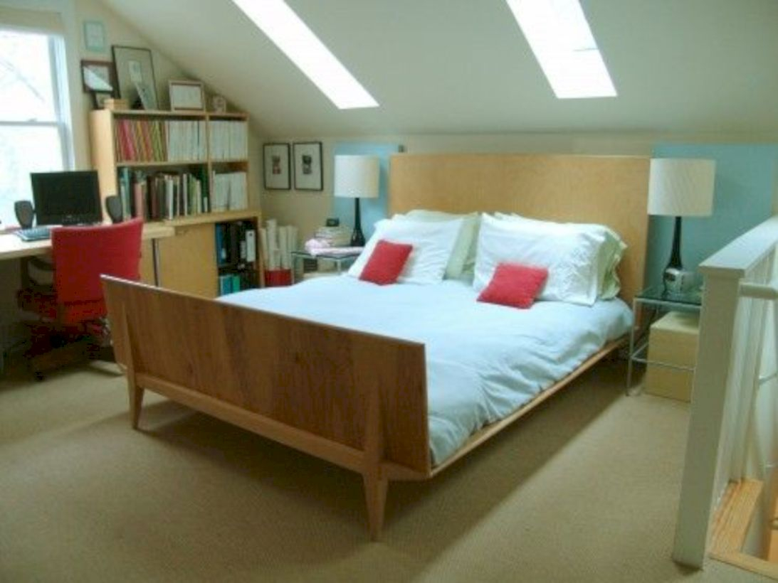 Best attic makeover ideas to inspire you 23