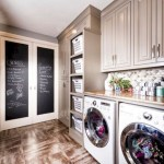 Laundry room storage shelves ideas to consider 07