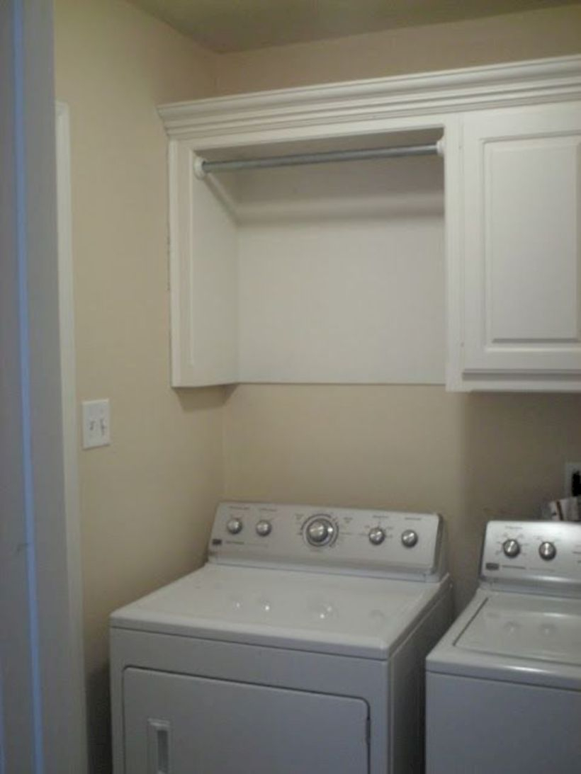 Laundry room storage shelves ideas to consider 45