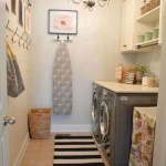 Laundry room storage shelves ideas to consider 48
