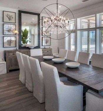 Modern dining room design ideas you were looking for 05