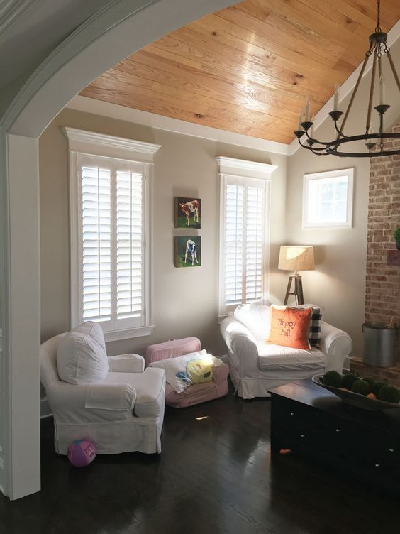 Simple and elegant plantation shutters that perfect for every style 10