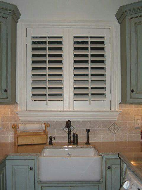 Simple and elegant plantation shutters that perfect for every style 16