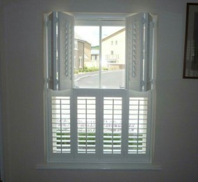 Simple and elegant plantation shutters that perfect for every style 18