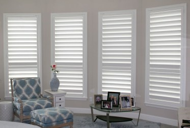 Simple and elegant plantation shutters that perfect for every style 26