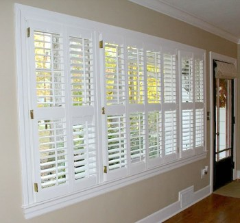 Simple and elegant plantation shutters that perfect for every style 35